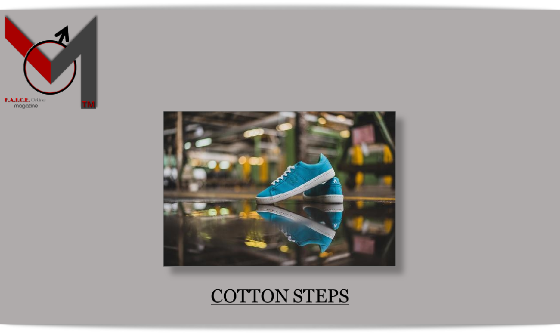 COTTON STEPS