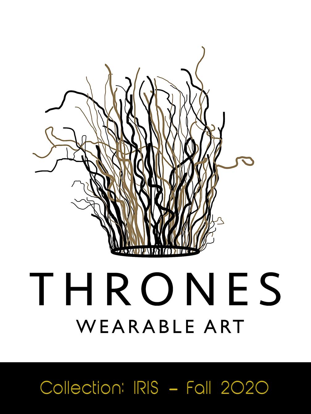 THRONES - Wearable Art