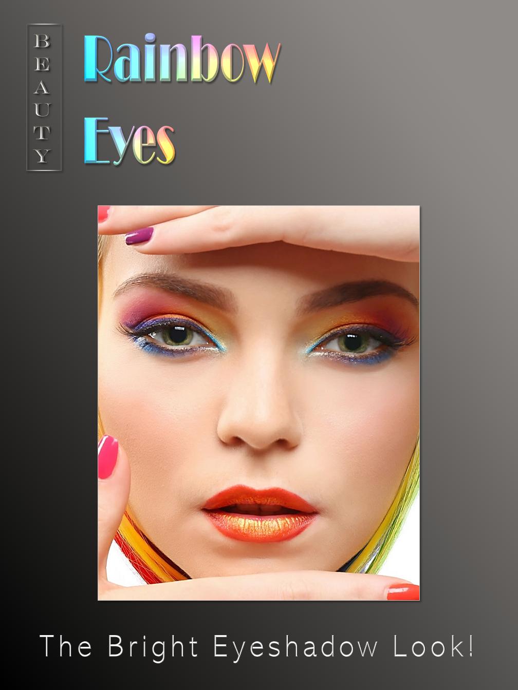 Rainbow Eyes (1)