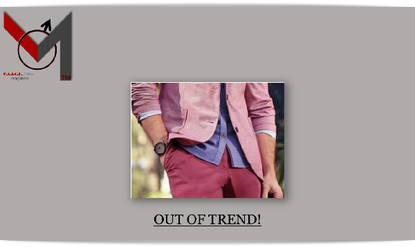 Out of Trend!