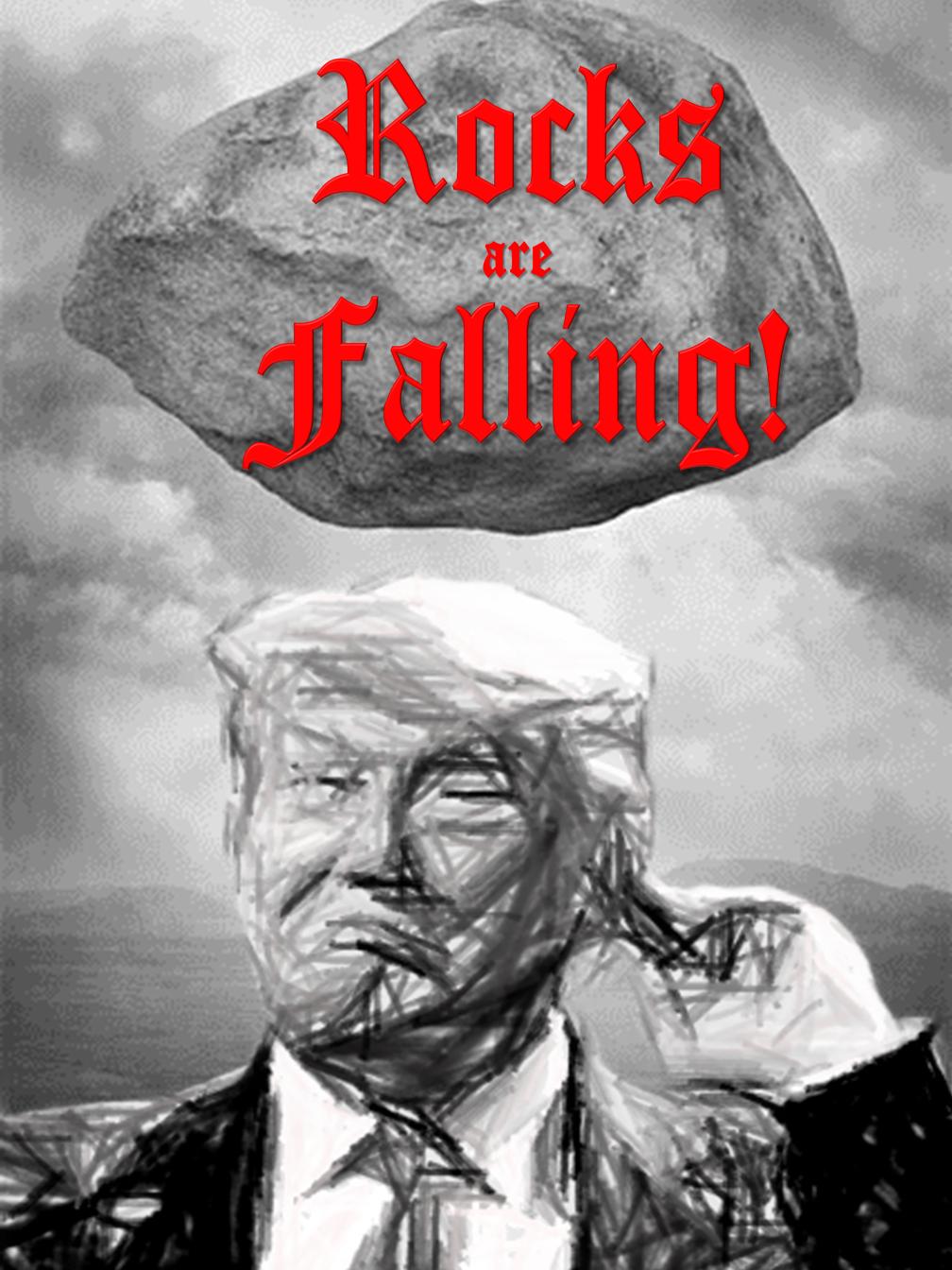 Rocks are Falling