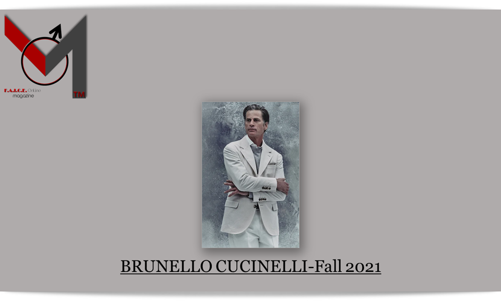 Brunello Cucinelli-Fall 2021