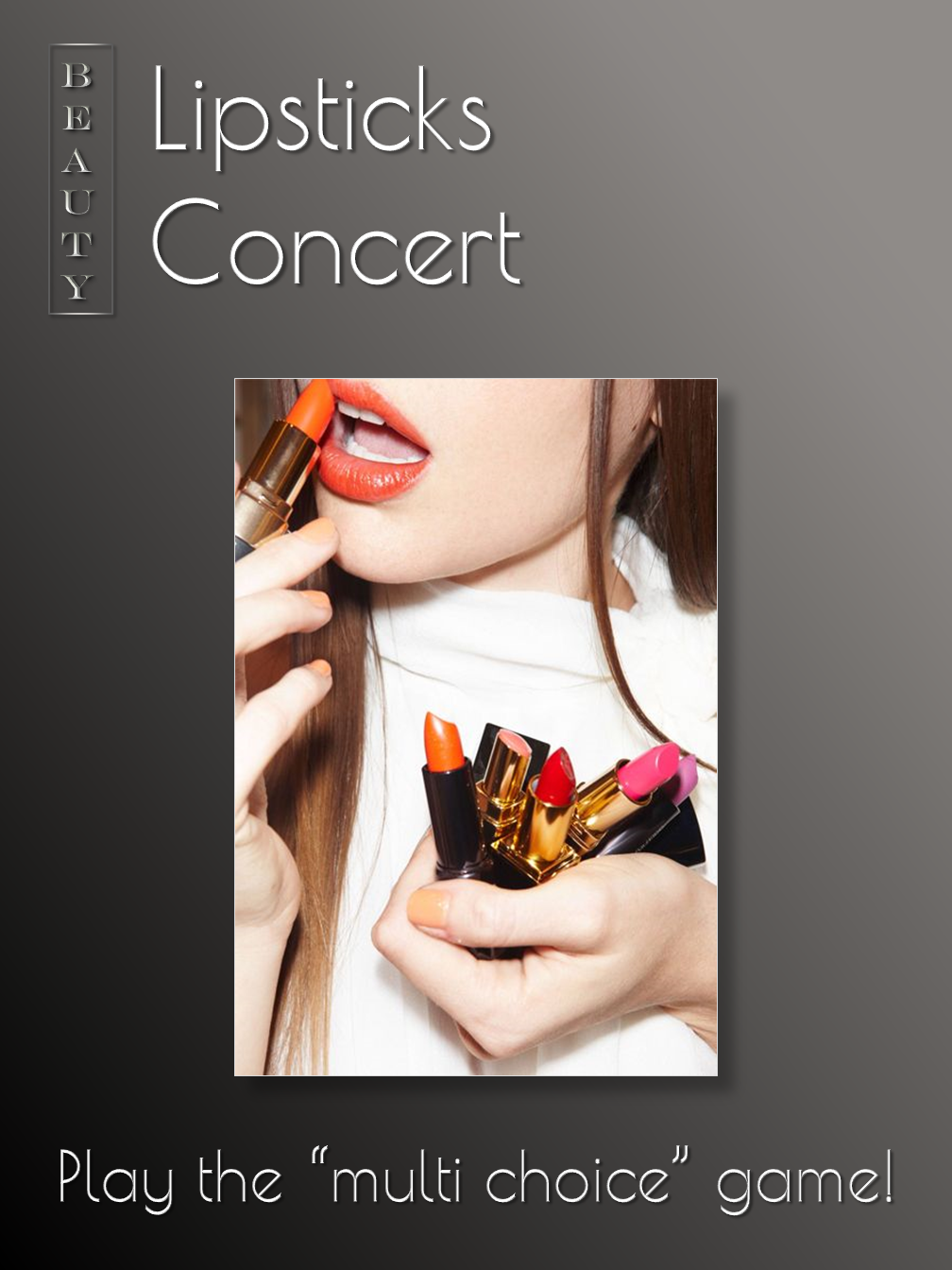 Lipsticks Concert