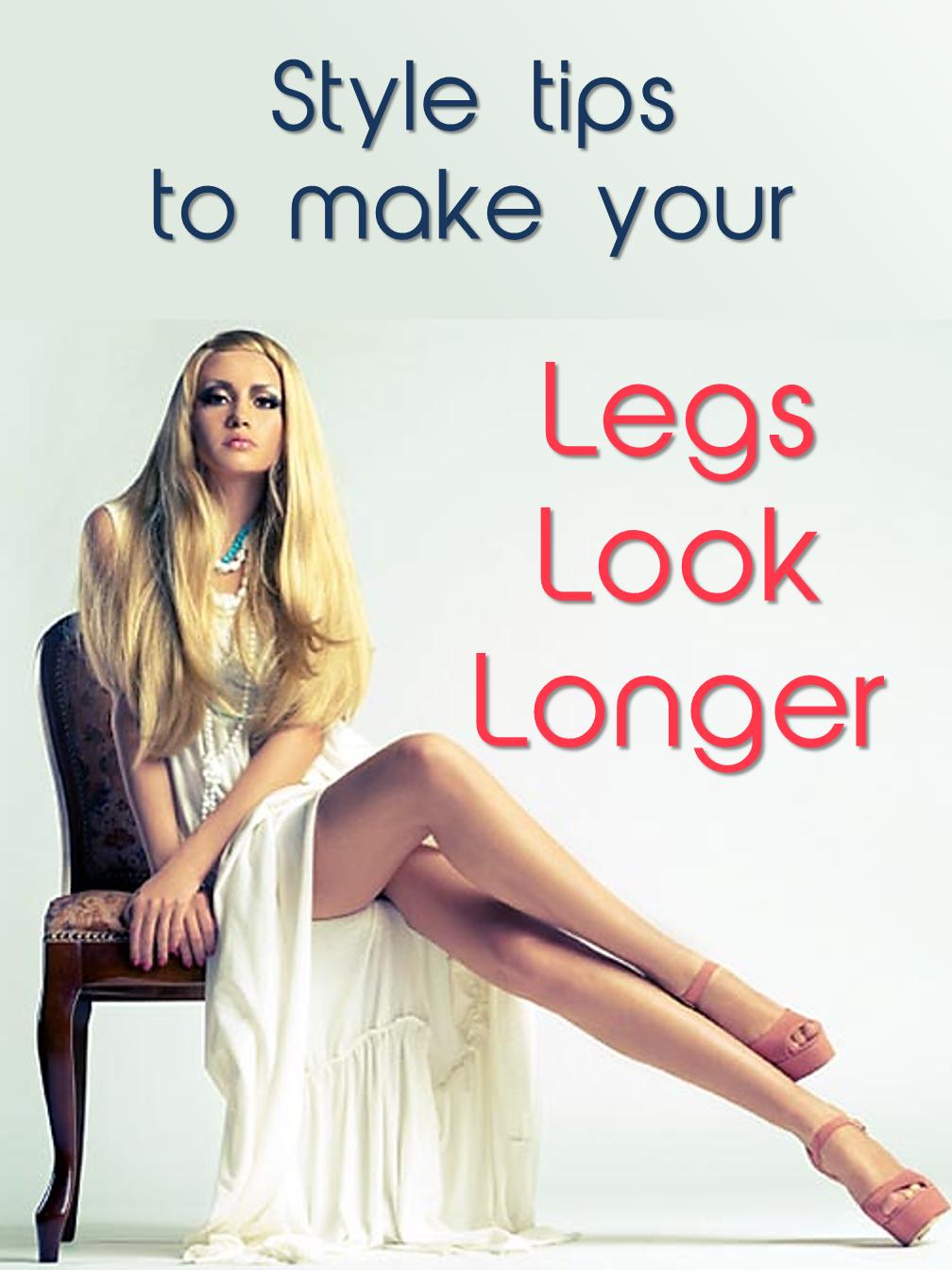 Longer Legs...