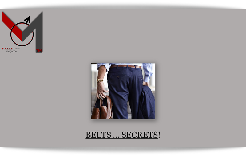 Belts: Secrets
