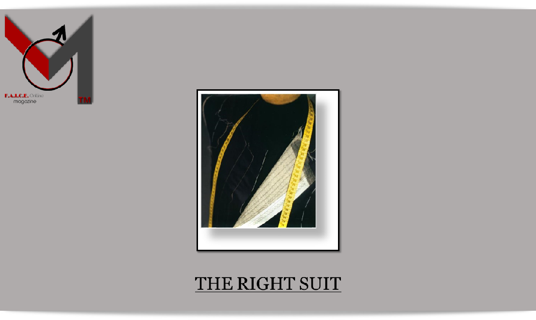 THE RIGHT SUIT