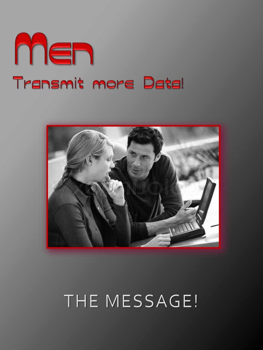 Men & Data