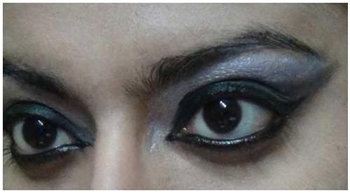 Black Eye Makeup: