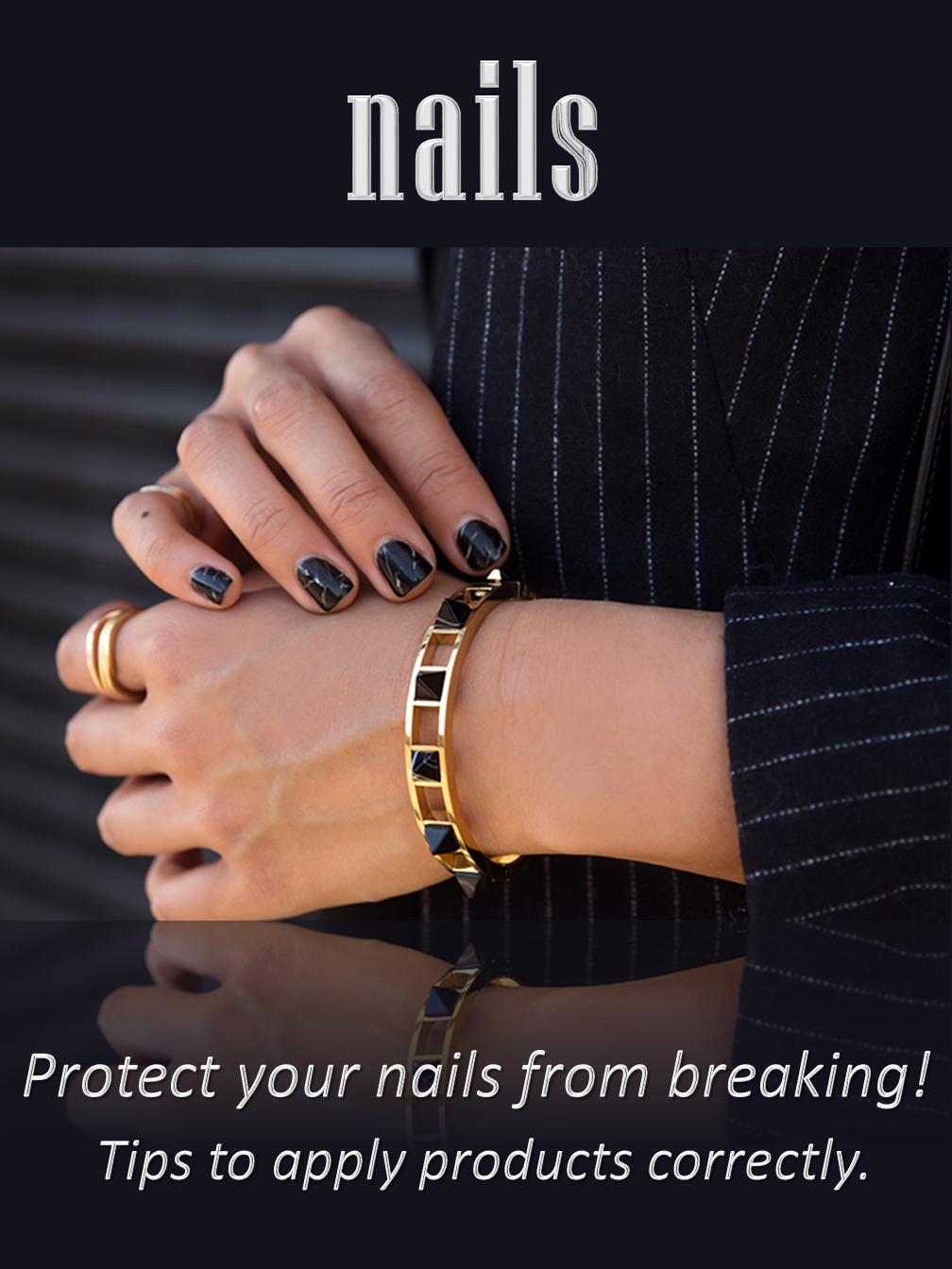 Nails Protection