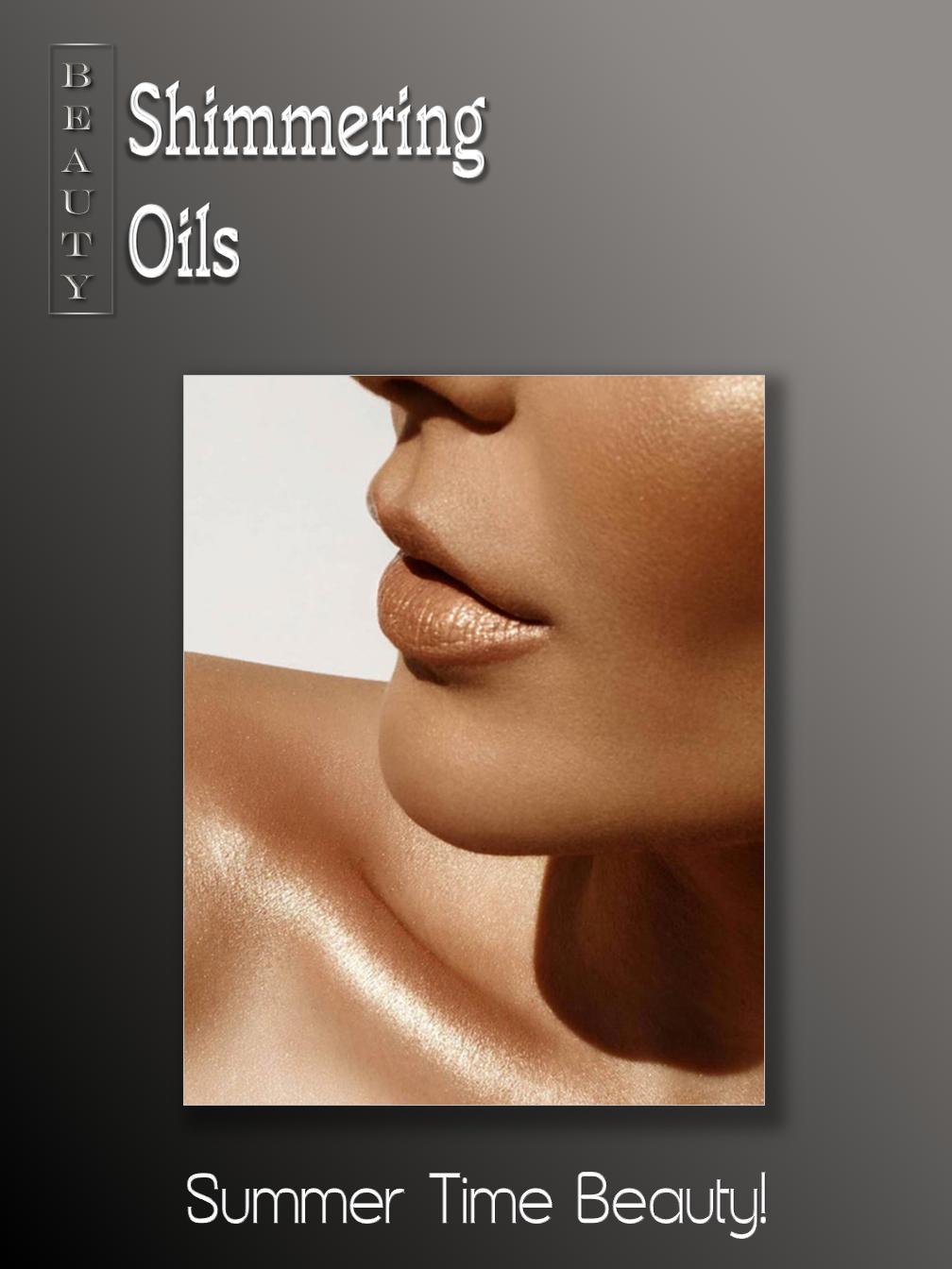 Shimmering Oils