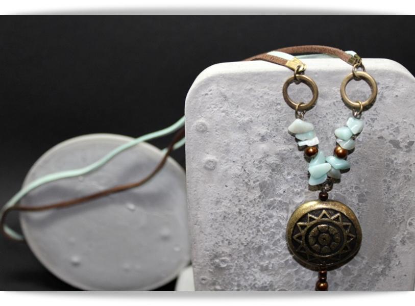 Amar-Unisex Necklace-$80