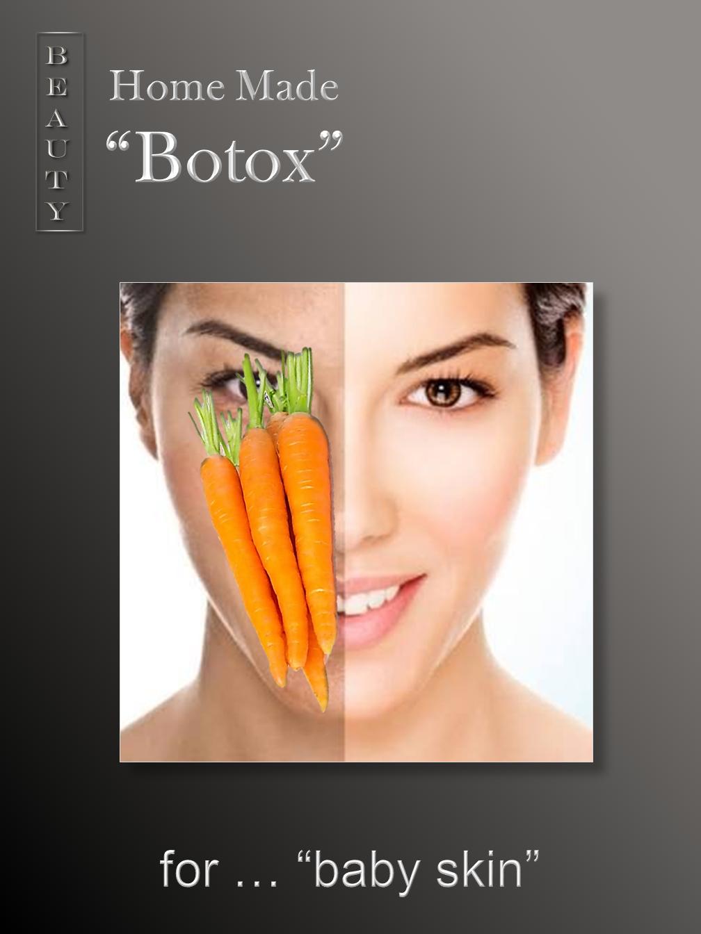 """DIY """"Botox"""""""
