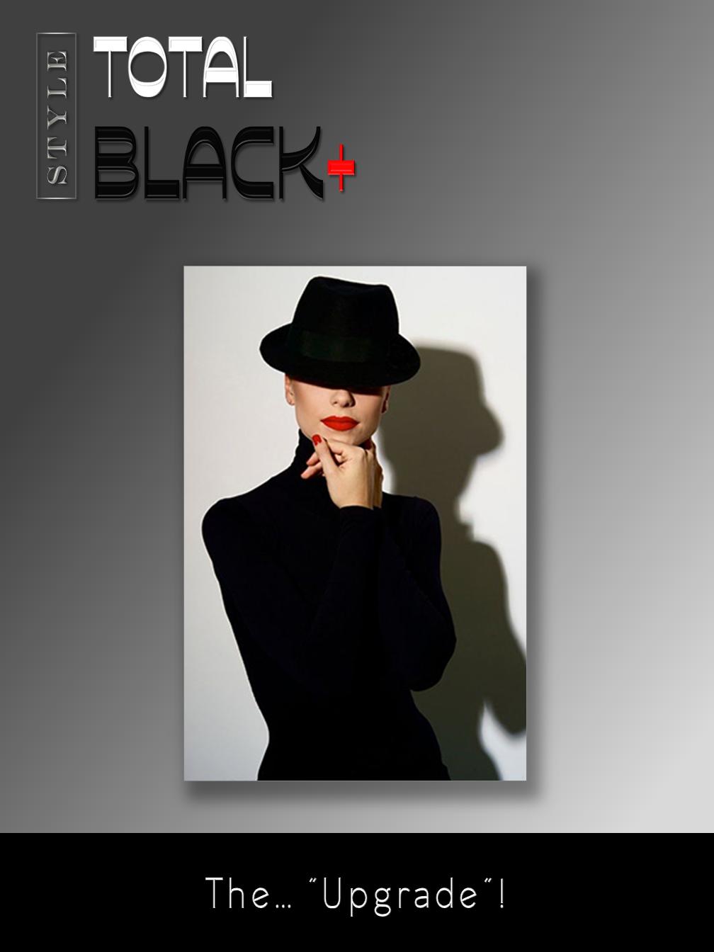 Total Black+