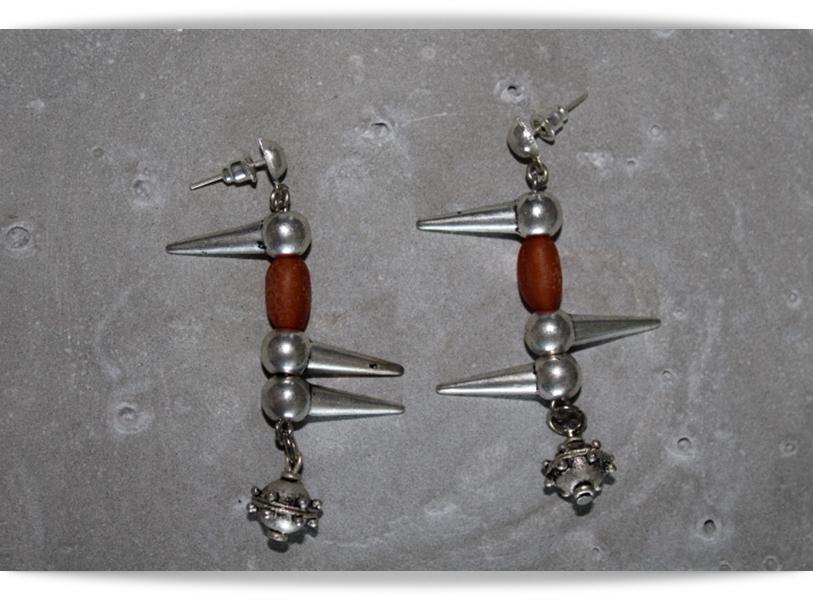 Ajax-Unisex Earrings-$40