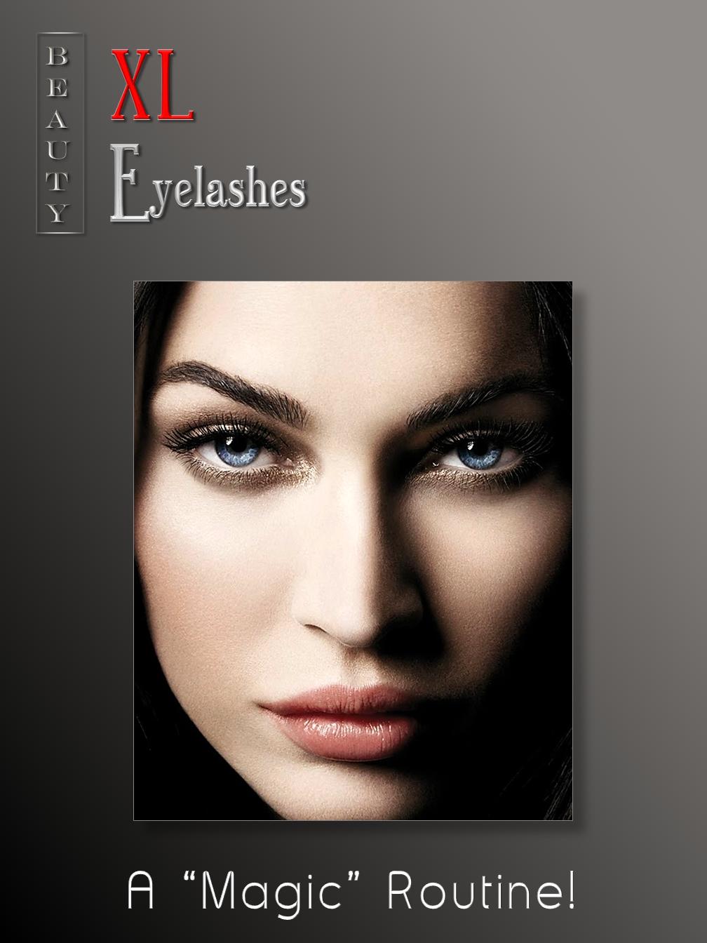 XL Eyelashes