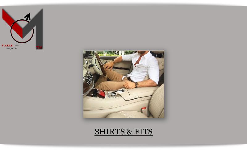 Shirts & Fits