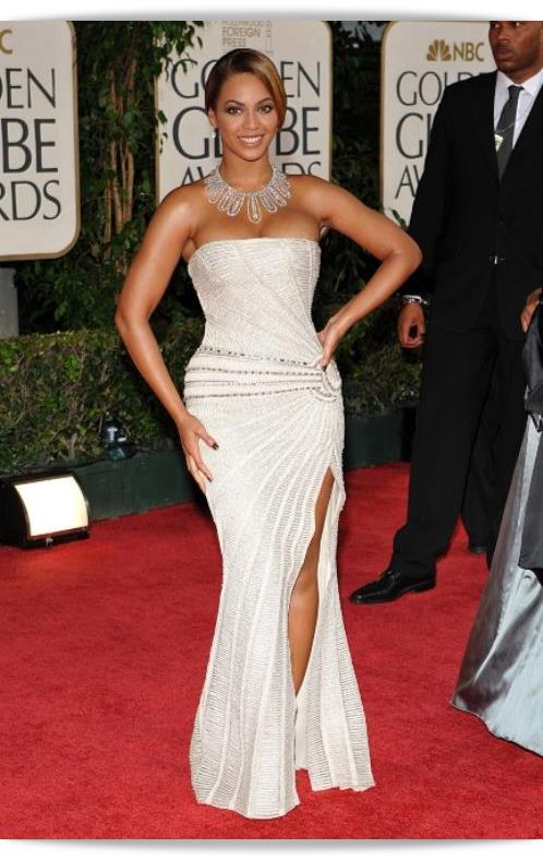 2009, Elie Saab  66th Annual Golden Globe in LA