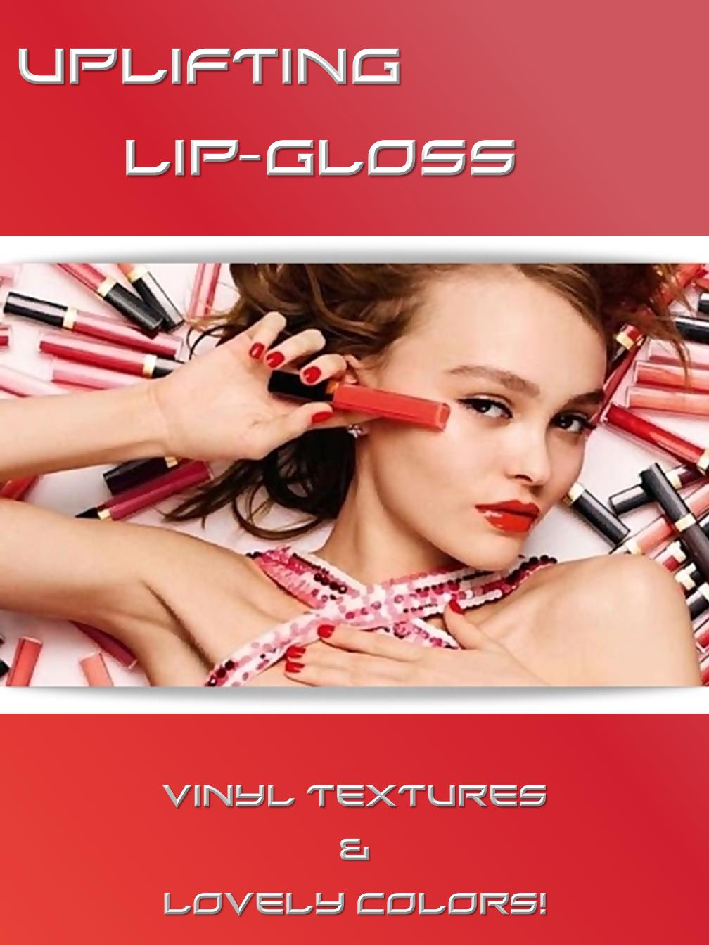 Uplifting Lip-gloss!