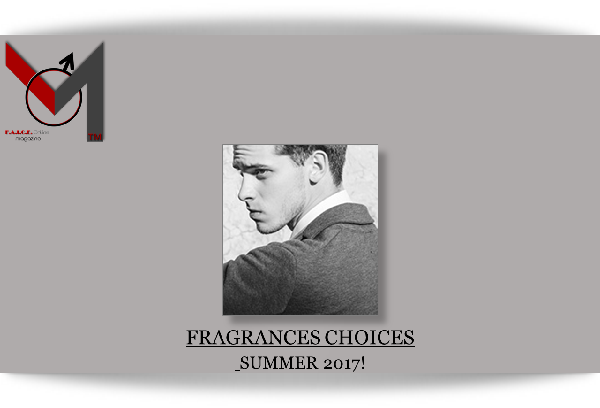 Fragrances - Summer 2017