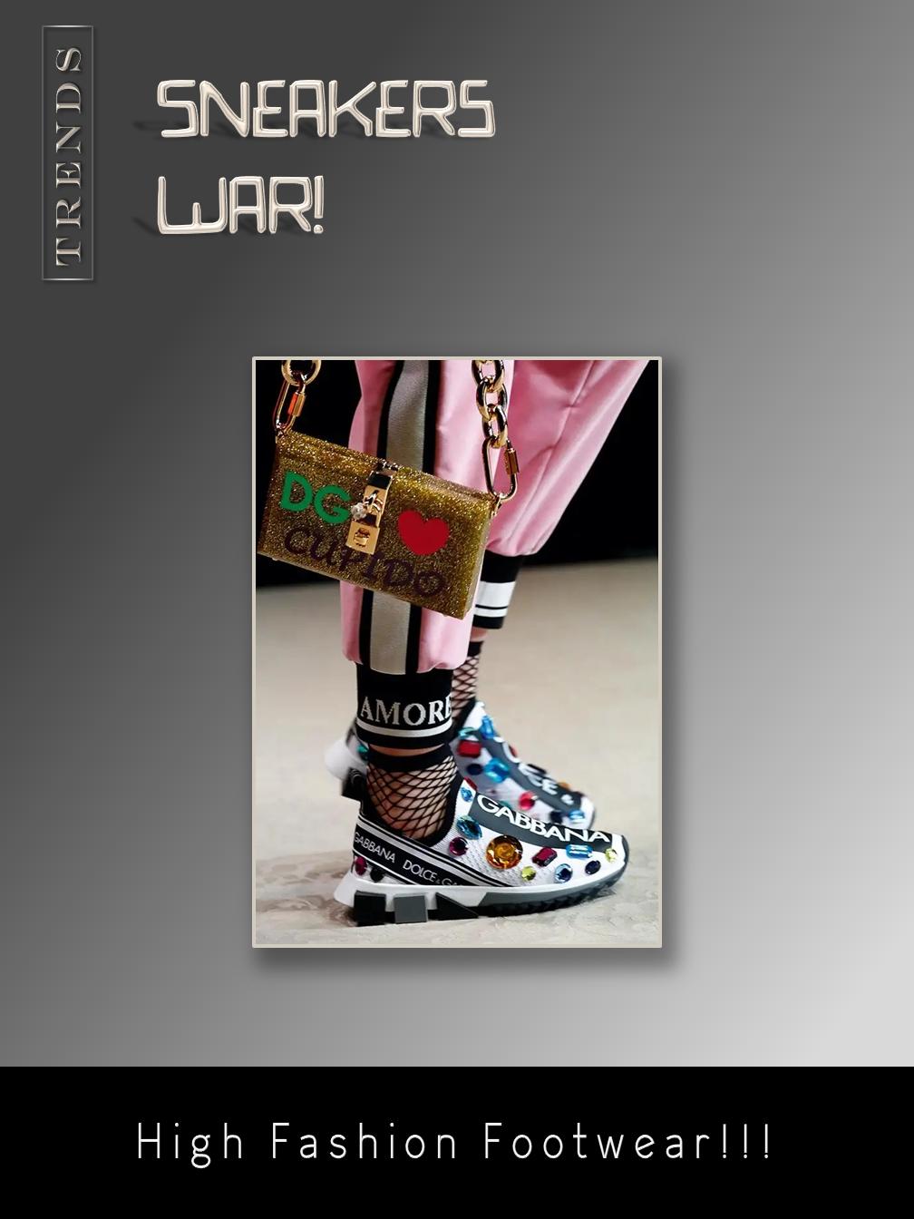 Sneakers War