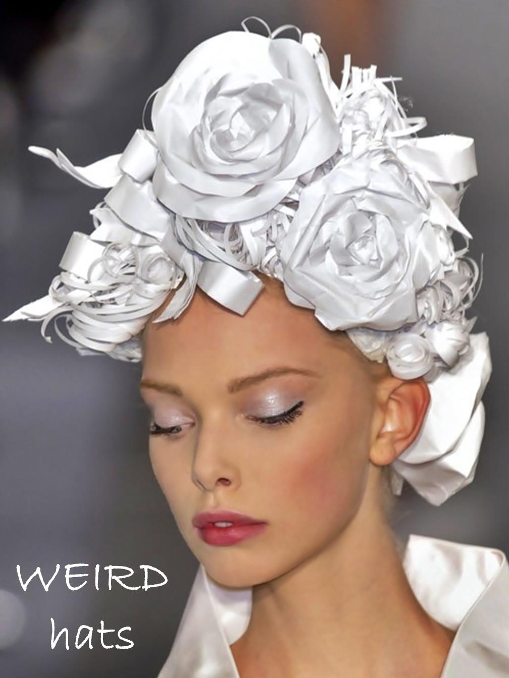 Weird Hats