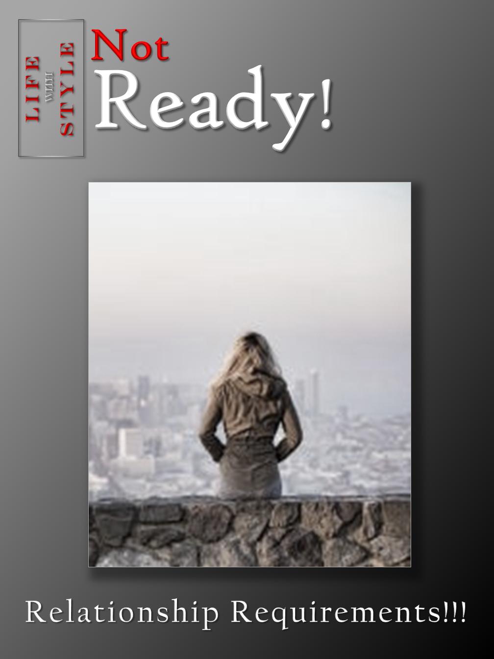 Not Ready!