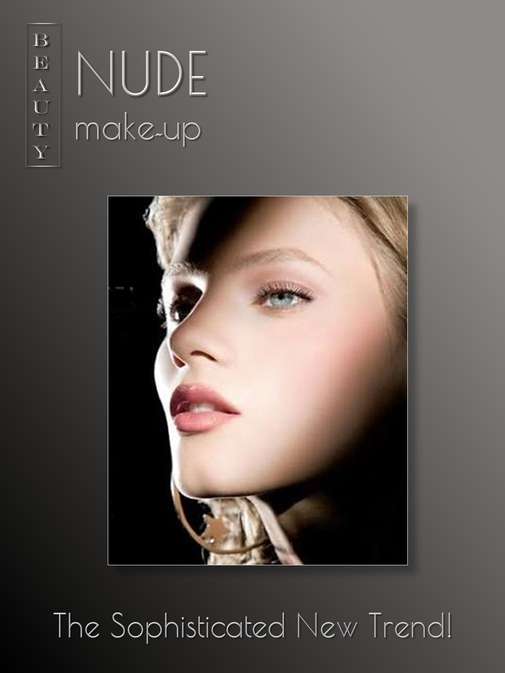 Nude Make-up