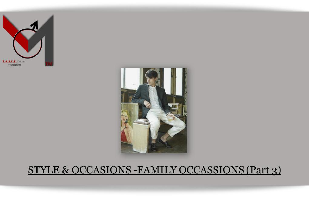 Family Occasions(3)