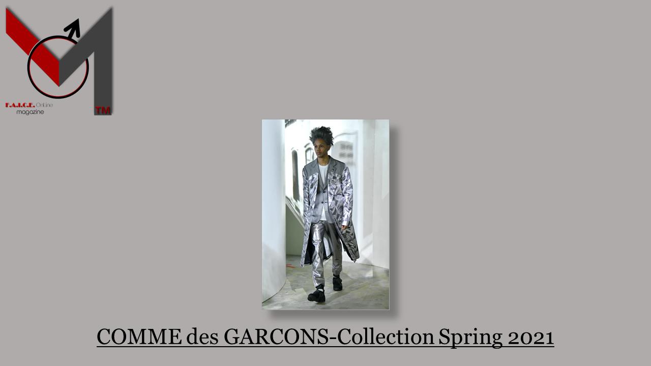 COMME des GARCONS-Spring 2021