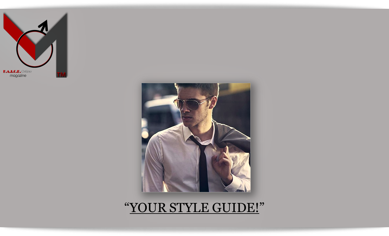 Your Style Guide!