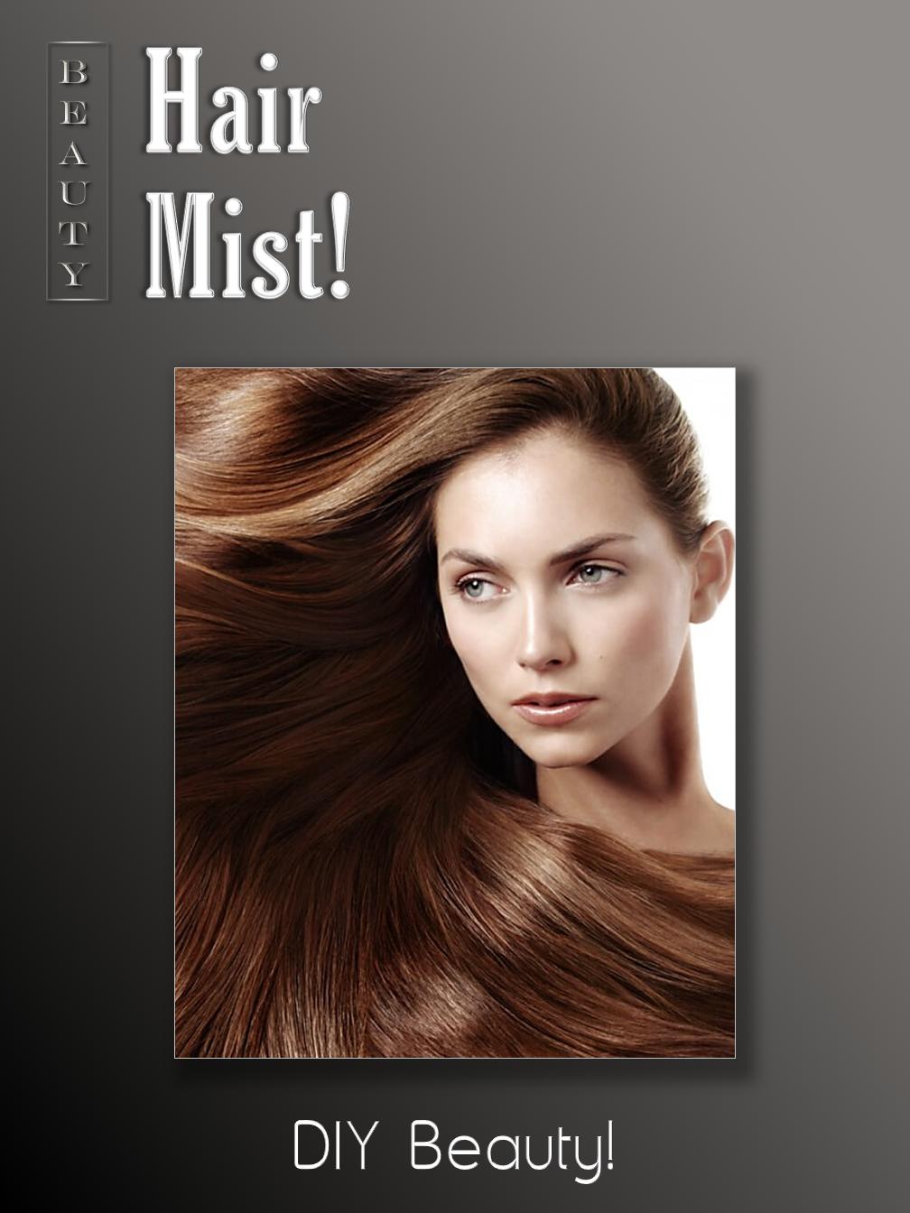 DIY Hair Mist