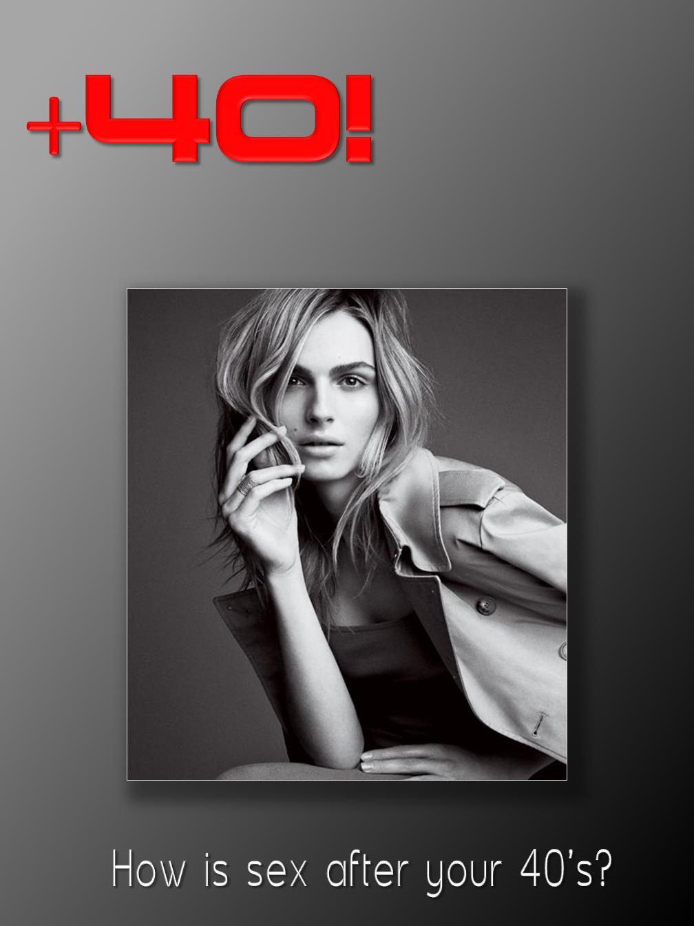 +40's Sex