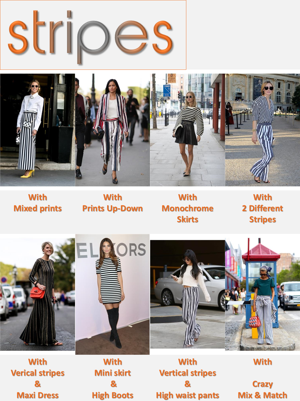 Stripes & Style