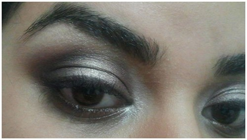 Neutral Smokey Eyes:
