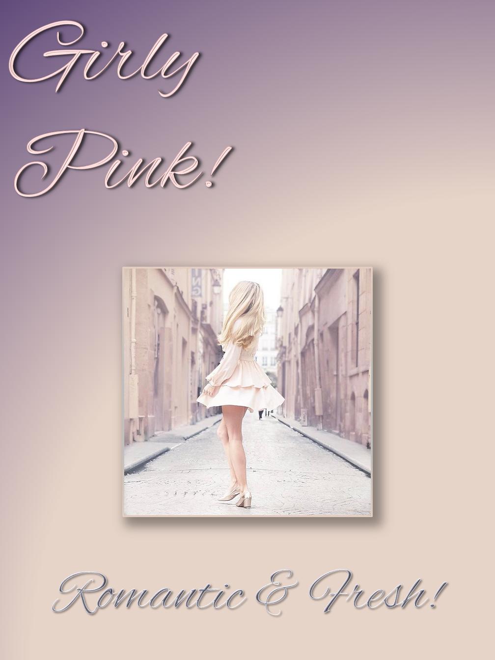 Girly Pink!