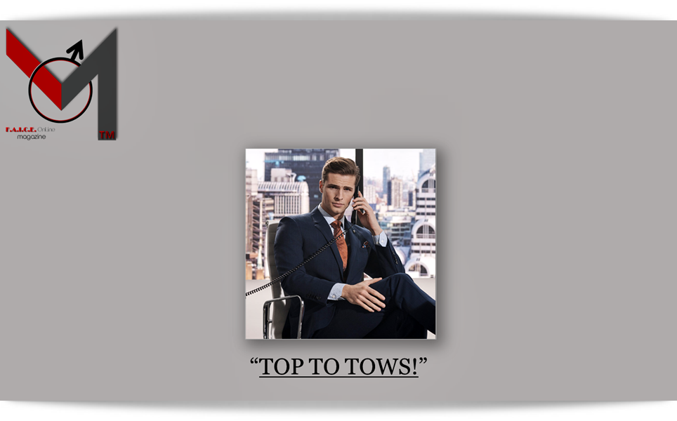 Suits: Top to Tows