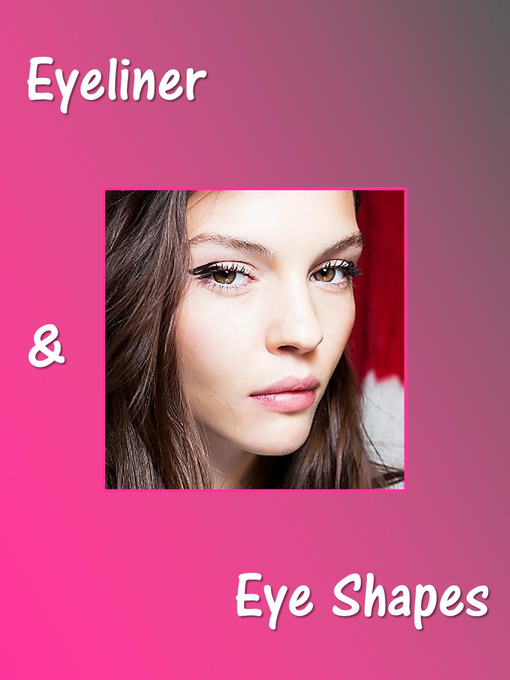 Eyeliner & Eye Shapes