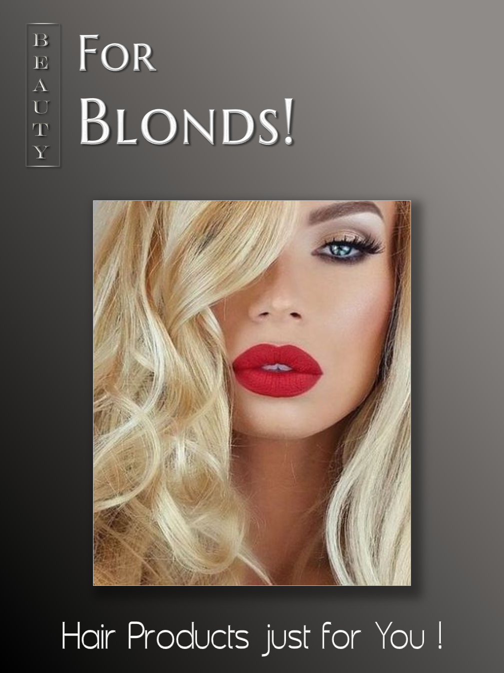 For Blonds