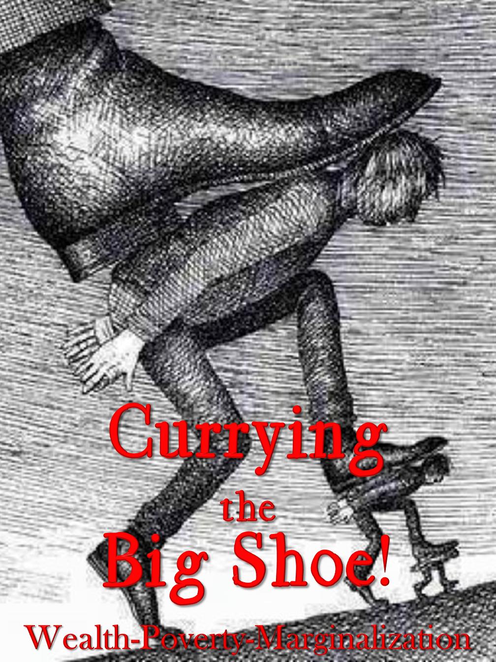 Currying the Big Shoe!