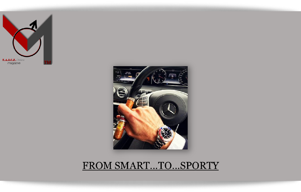Smart to Sporty!
