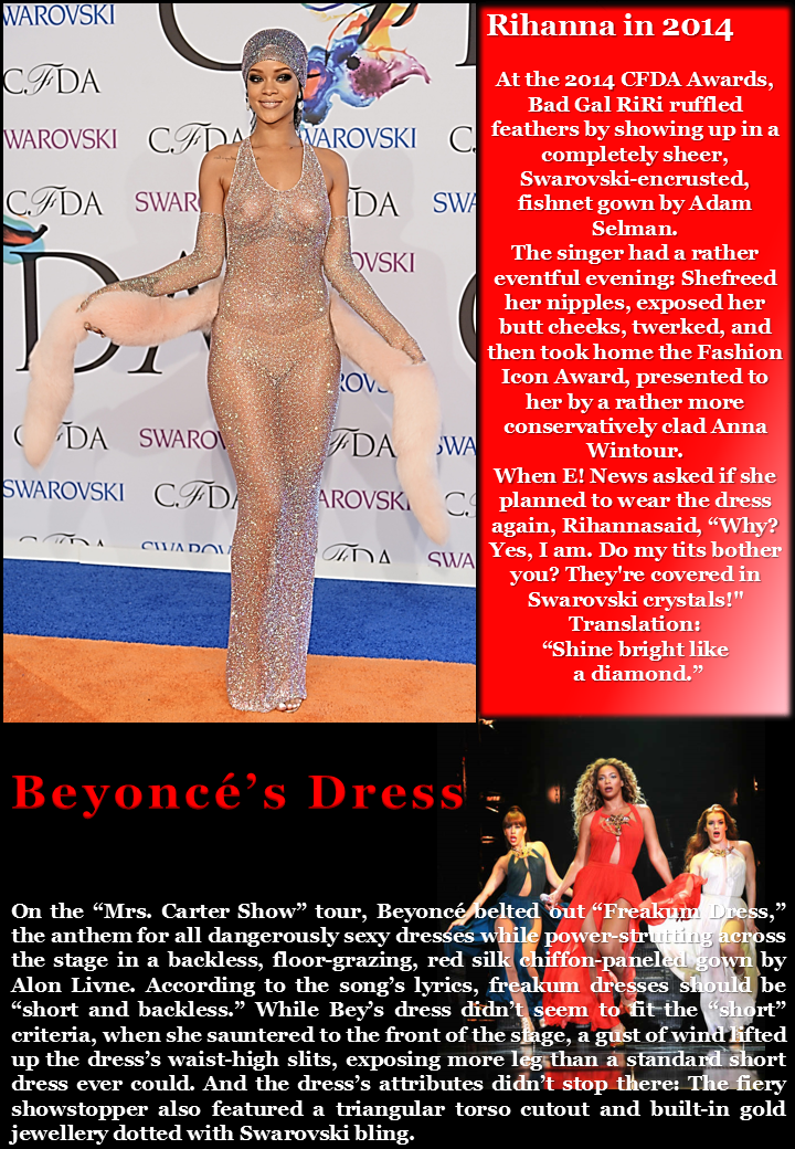 12+2 Sexiest Dresses