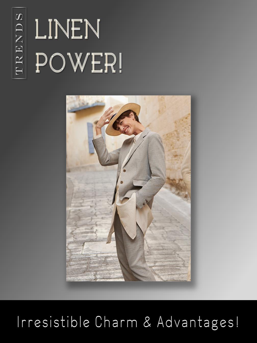 Linen Power