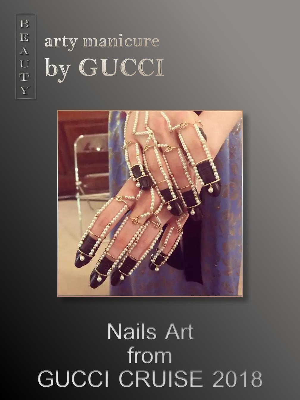 GUCCI Manicure