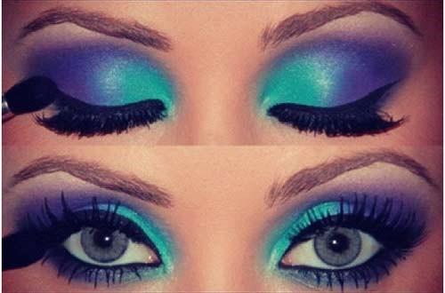 Summer Eye makeup: