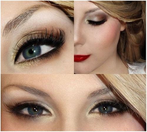 Taylor Swift Eye Makeup: