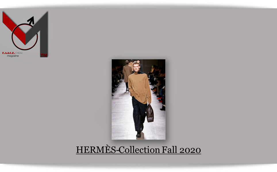 HERMÈS-Collection Fall 2020