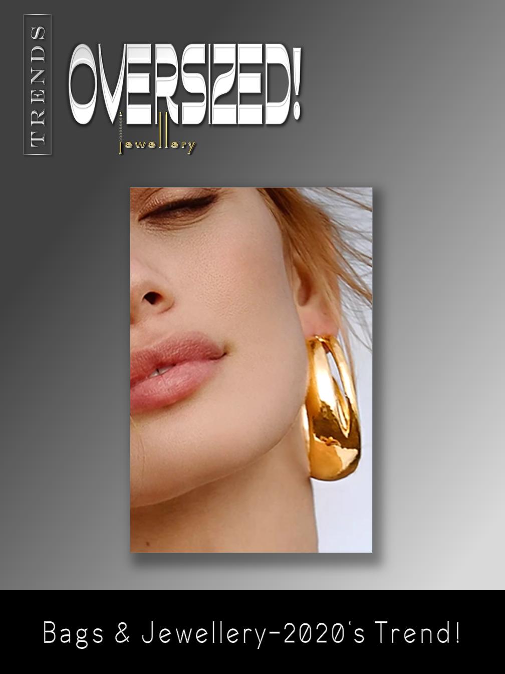 Oversized Jewellery