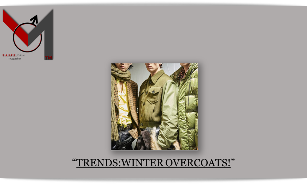 Winter Overcoats