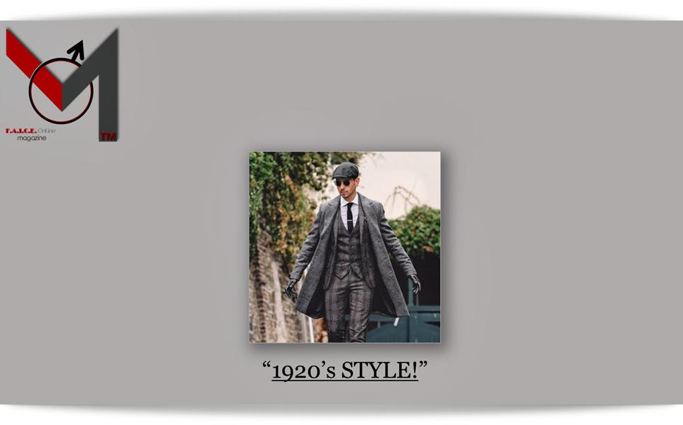 1920's Style!
