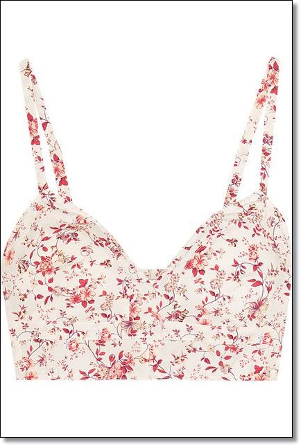 Cropped top, Etro
